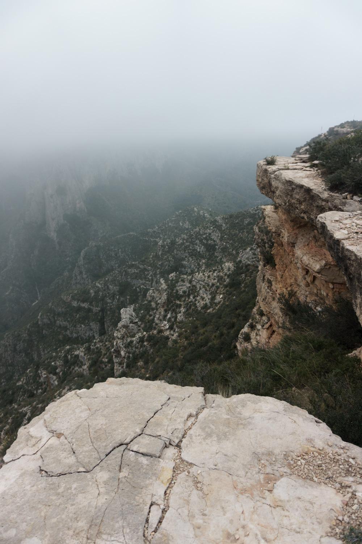 into mckittrick canyon