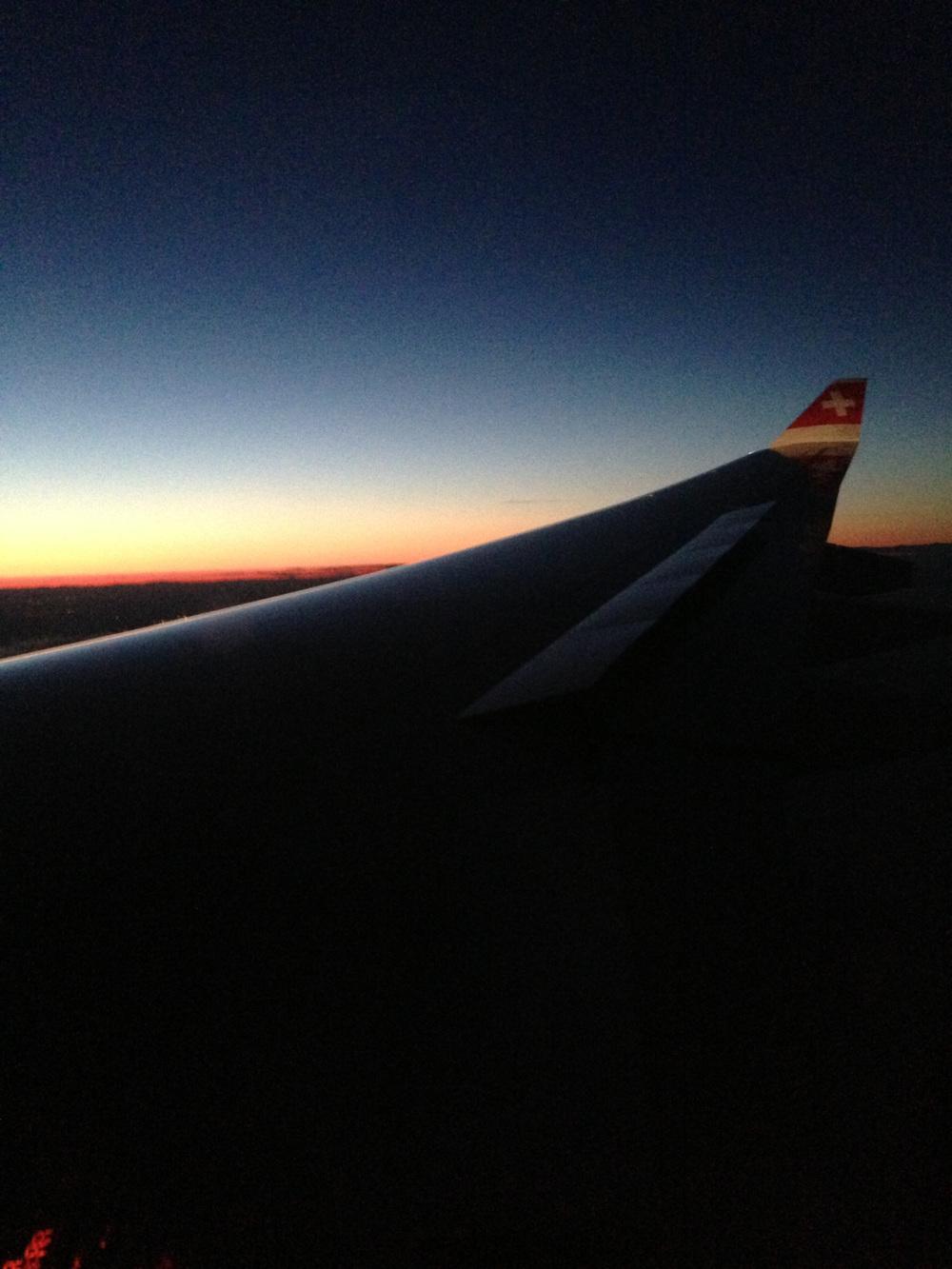 2013.09.08 Flying Back