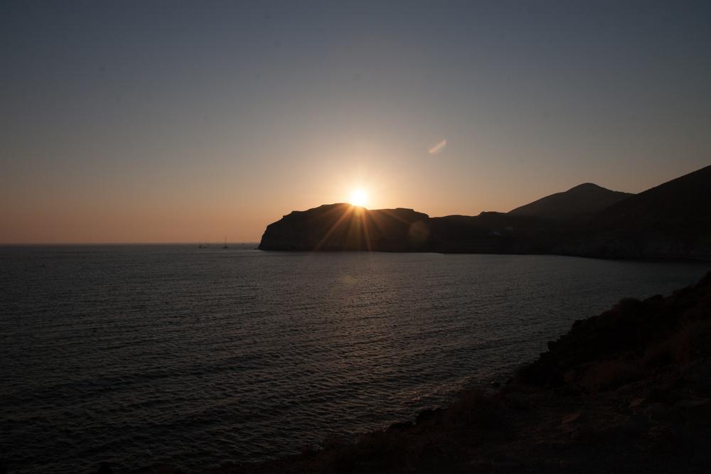 2013.08.27 Piraeus to Santorini