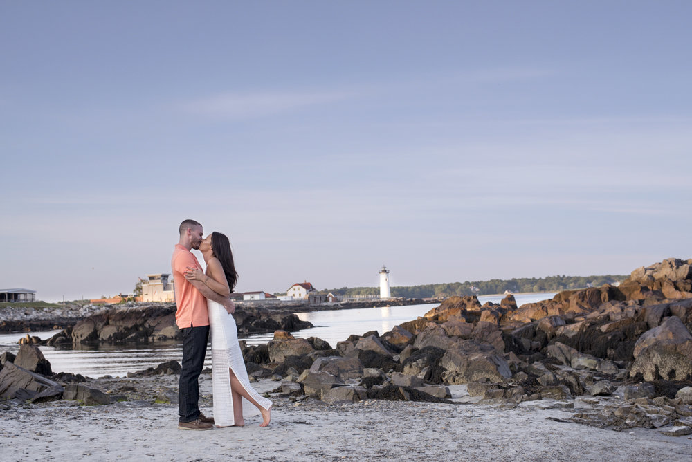 Kate and Tommy - My fiancée and I had the most, romantic, beautiful engagement photo shoot with Cody. He made us feel welcome and comfortable from the very beginning. I can't recommend his services enough! Thank you, Cody!