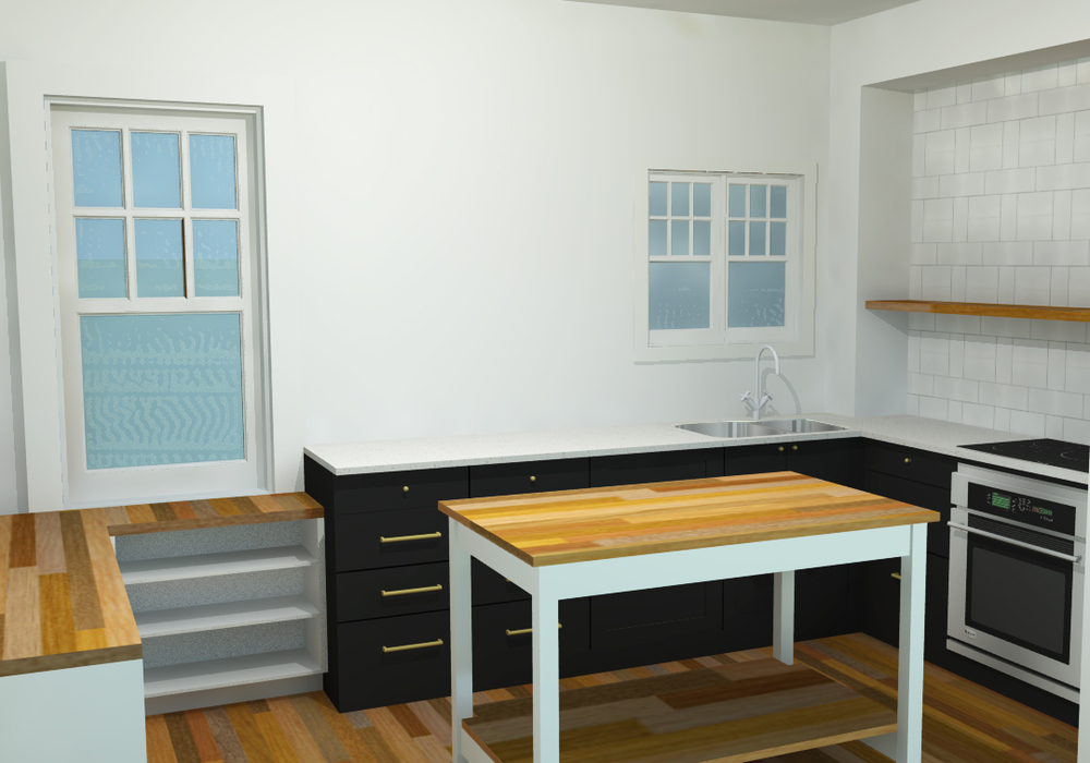 Kitchen Design / 2011