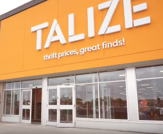 Talize Thrift With Me For Home Decor Summer Try On Haul At Talize