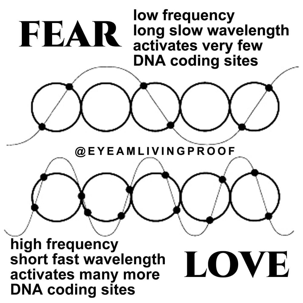 the scientific power of love  u2014 eye am living pr u221ef u2122