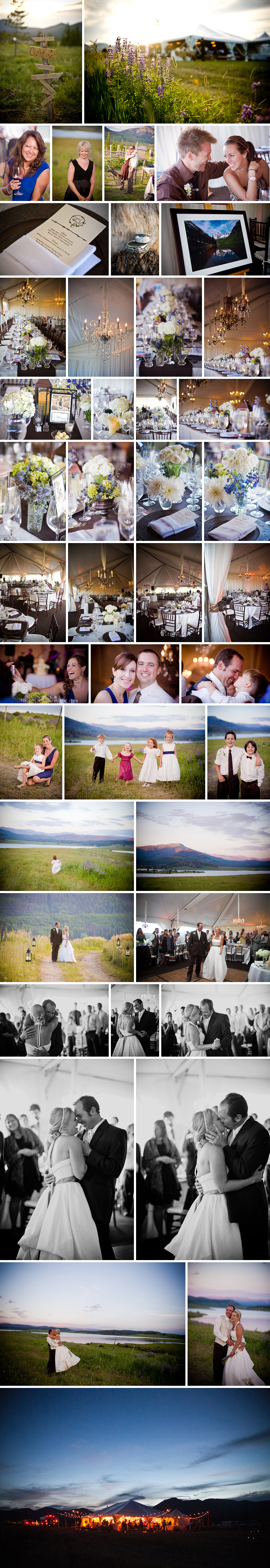 Steamboat Springs Wedding, Fetcher Ranch Wedding, Fetcher Barn Wedding