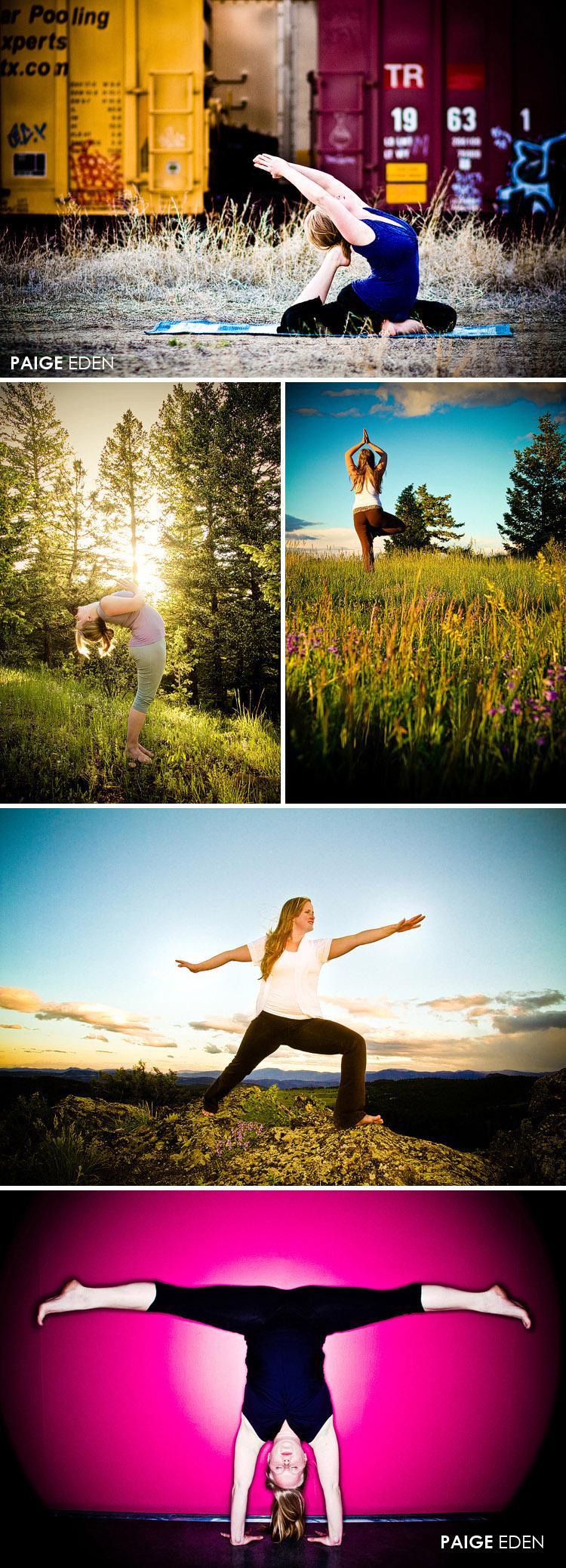 Denver Yoga Portraits, Creative Yoga Portraits Denver, Denver Yoga Portrait Photographer