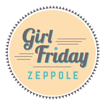 Girl Friday Zeppole