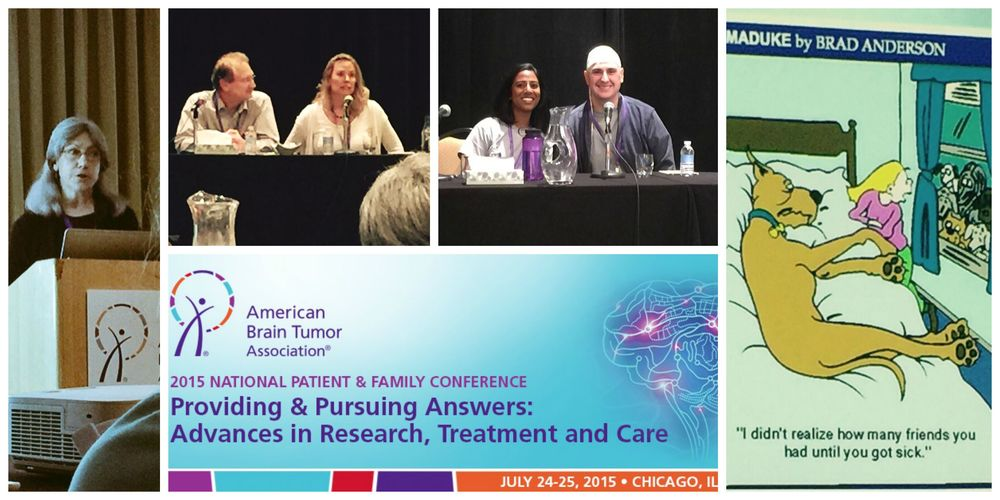 ABTA Patient & Caregiver panel.