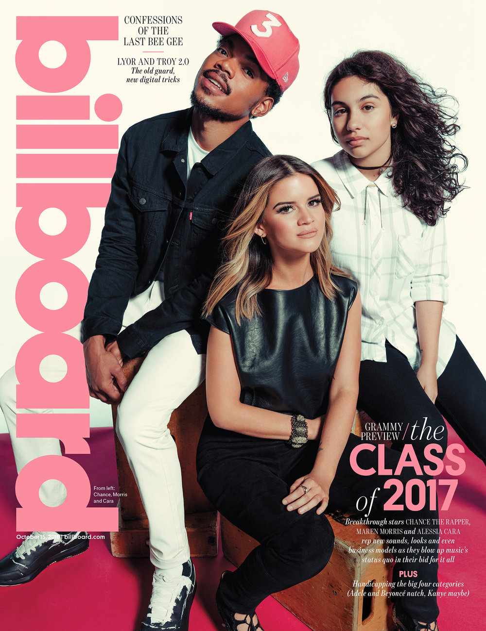 billboard magazine - chance the rapper