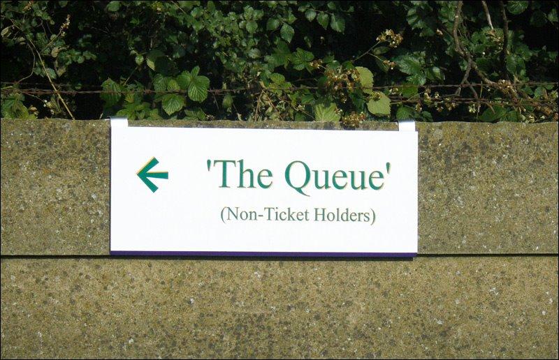 Queue 101 - Where do I start? Wimbledon queue first-timers