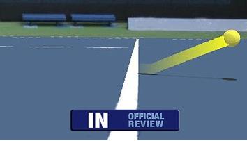 #6 The Birth of Hawkeye! Jennifer Capriati def Serena Williams 2-6 6-4 6-4   Quarterfinals 9/7/04