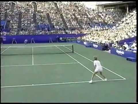 #2 Match That Changed Women's Tennis Monica Seles def Jennifer Capriati 6-3 3-6 7-6   Semifinals 9/6/91