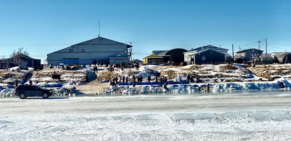 Unalakleet Checkpoint in 2016
