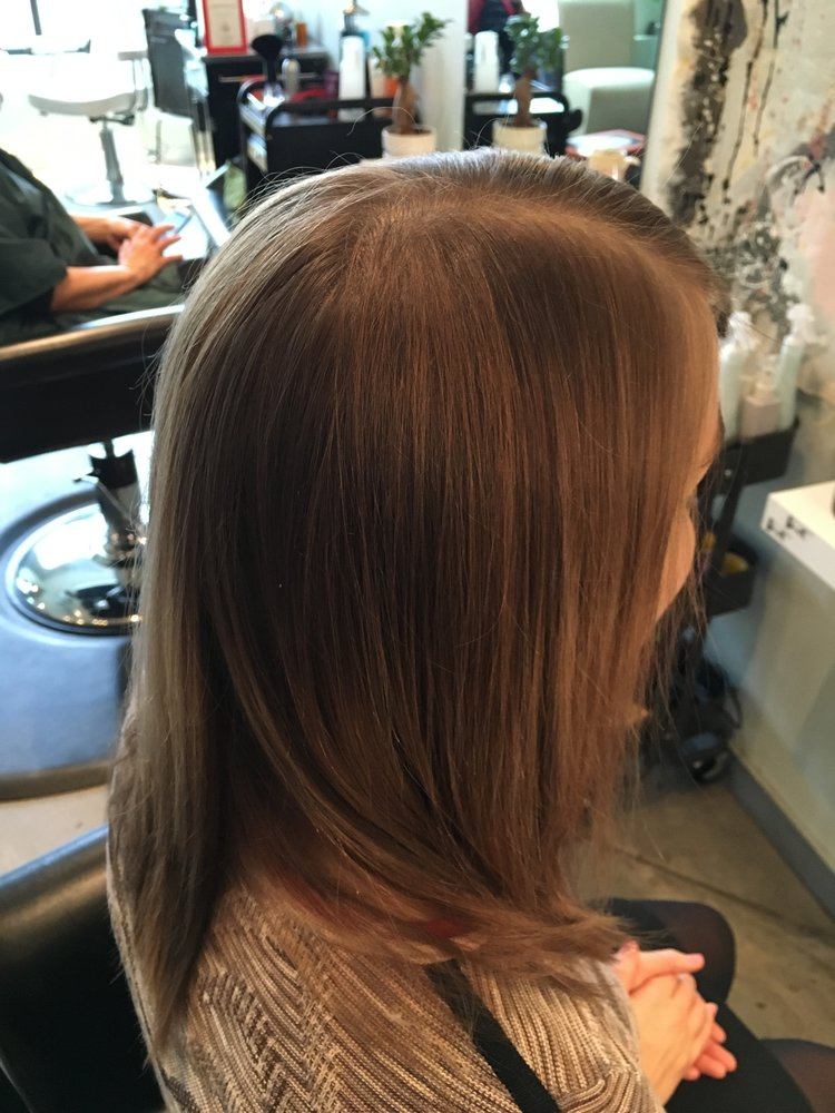Lets Talk About Hair Paintingaka Balayage Revolve Hair Studio