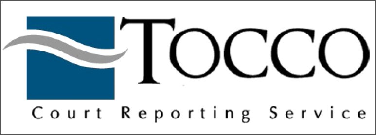 Tocco Court Reporting