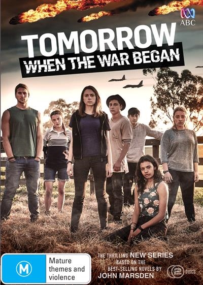 ABC3 TV Series 'Tomorrow When the War Began' starring EATON client JON PRASIDA. READ MORE