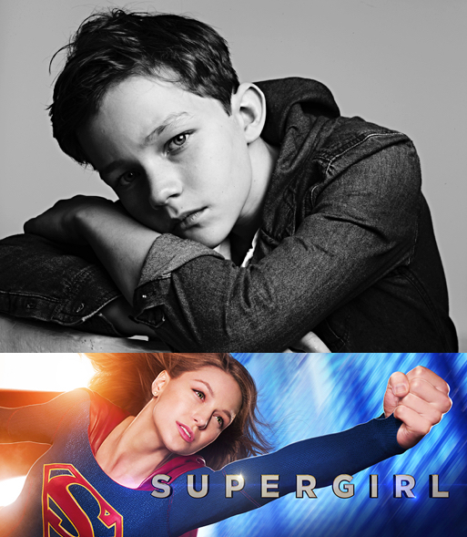 "LEVI MILLER has joined the cast of CBS' ""Supergirl,"". Levi will play 'Carter Grant', the son of Calista Flockhart's character Cat Grant.  READ MORE"