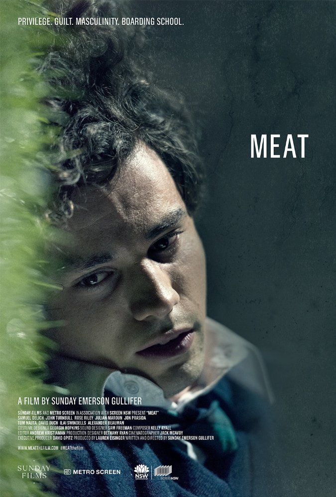 MEAT was selected for 25th Flickerfest International Short Film Festival. Starring JON PRASIDA and TOM NAUTA.  READ MORE