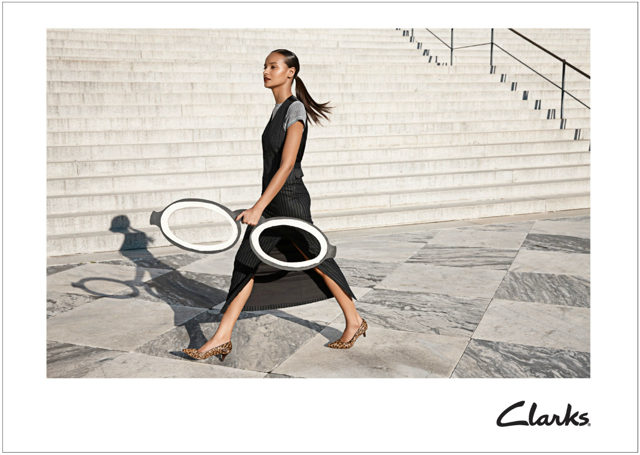 Campaigns for Clarks Shoes, photographer: Coliena Rentmeester