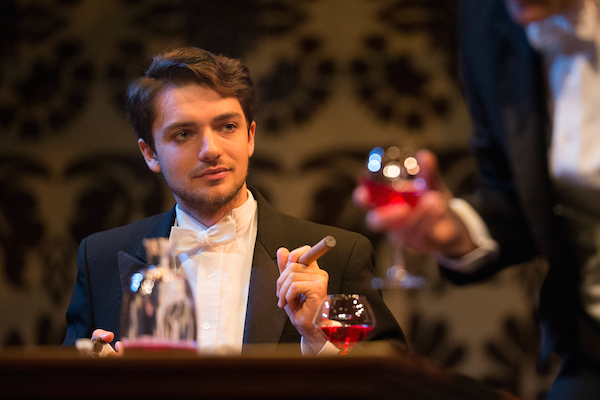 Andre Amarotico in An Inspector Calls
