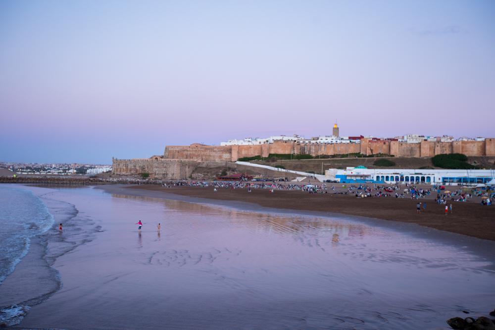 Oudayas, Rabat