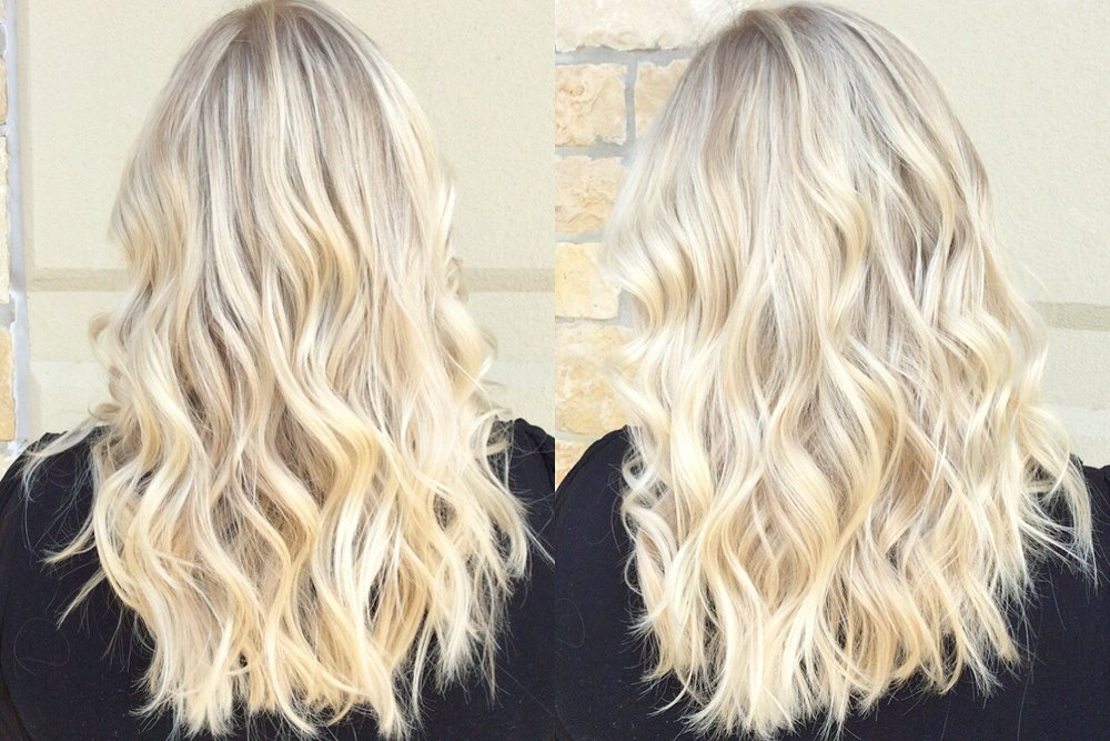 What to ask your stylist for to get the color you want: BLONDE ...