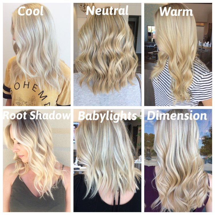 What To Ask Your Stylist For To Get The Color You Want Blonde