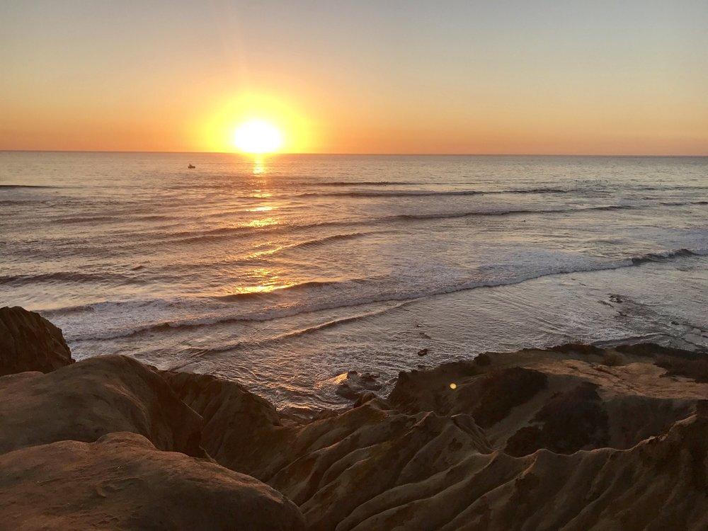 Sunset Cliffs National Park