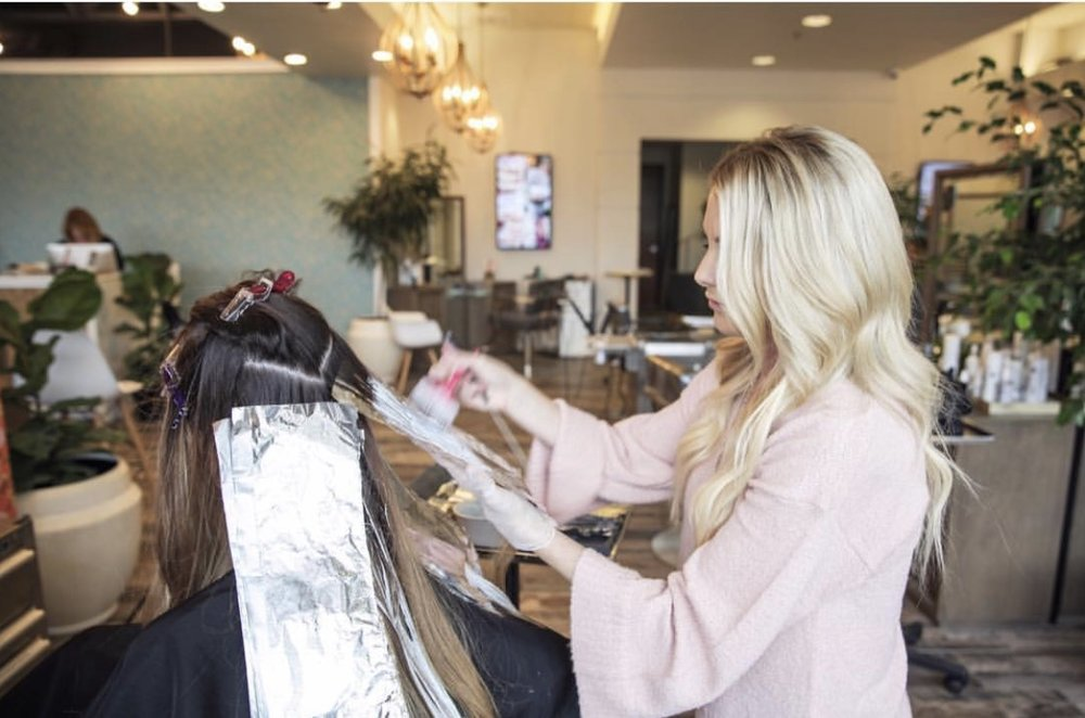How I became a successful hairstylist