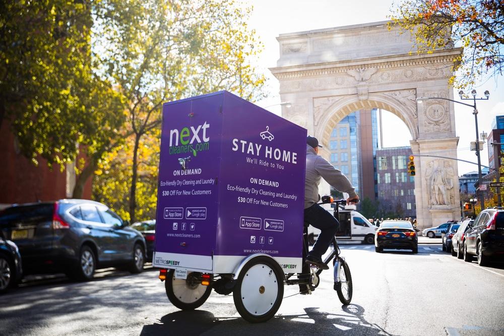 NextCleaners Speedy Washington Square Park