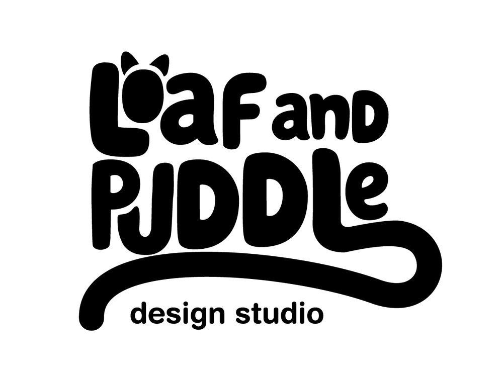 Erin DeMoss - Loaf and Puddle Design Studio Branding