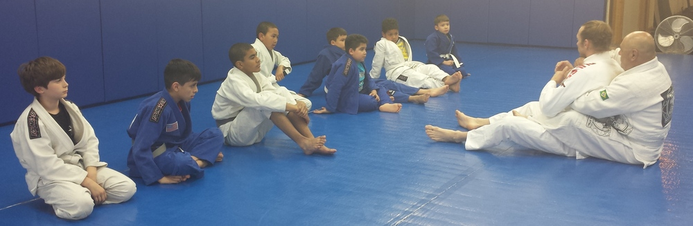 Kids Brazilian Jiu Jitsu Academy