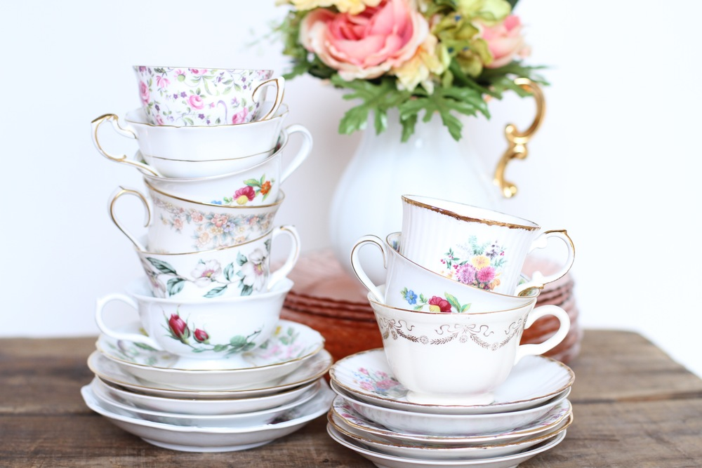 Copy of High Tea Party Collection - A stunning prepackaged tea party ready to rent from @inJOYtheParty!