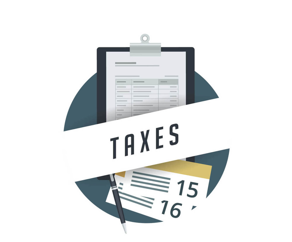 Taxes -  We'll sort through your piles of crumpled receipts, reconciling them against your bank account and keeping an eye out for tax deductions. We'll wrangle all the independent contractors you worked with and make sure all you have all your W-9s and 1099s in a row.