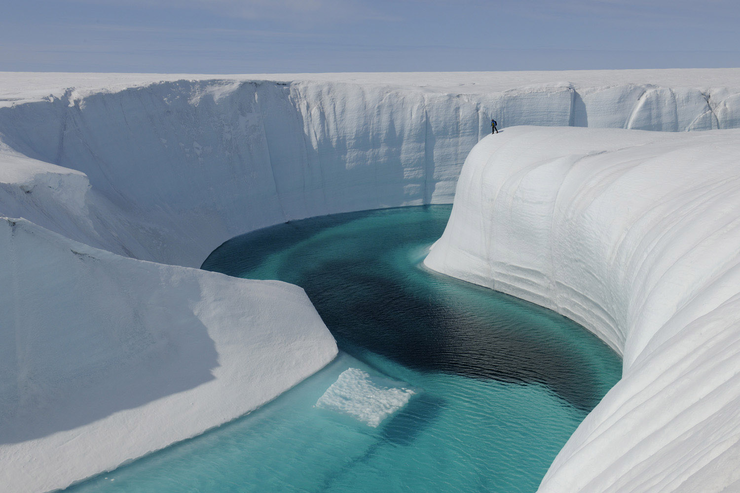 Image result for Chase Glaciers in Greenland