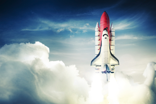 Taking off for the stars and leaving the facts behind? Shutterstock: http://ow.ly/wRFkE