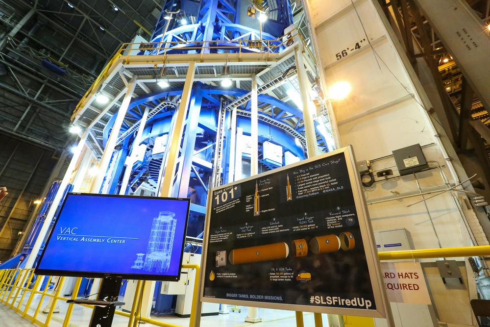 Vertical Assembly Center