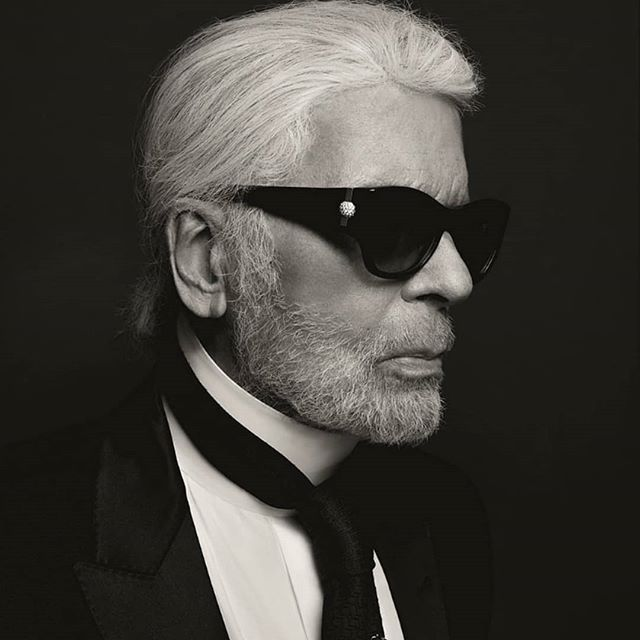 """When I tell people that fashion is art, they usually do not understand. This man is a fine example of everything that a true designer is. He was extraordinary. He had true vision and artistry. Couturier, photographer, artist, preformer a true visionary who was so big that he dedicated his life to bringing his vision to the world. Thank you Karl Lagerfeld for sharing your life with us. For inspiring us all. """"I am a fashion person, and fashion is not only about clothes—it's about all kinds of change."""" -Karl Lagerfeld"""