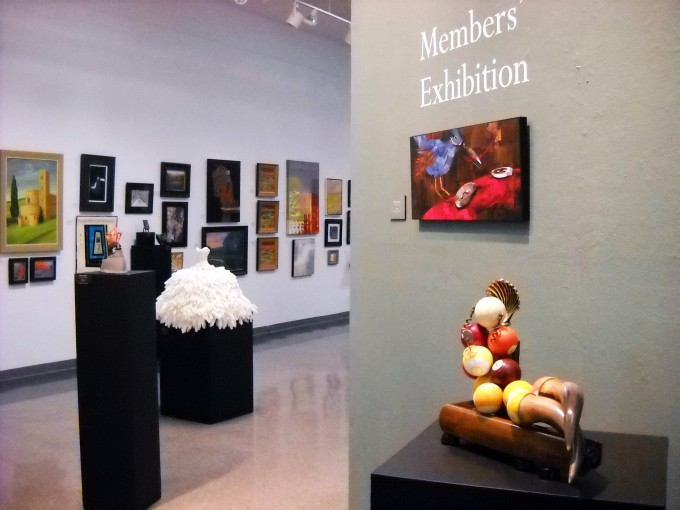 Attleboro Arts Museum Members Exhibit  runs Dec 9, 2015  -  Feb 3, 2016