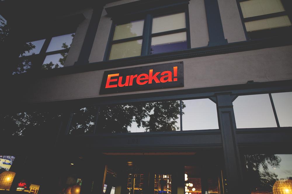 Eureka! in Downtown Mountain View
