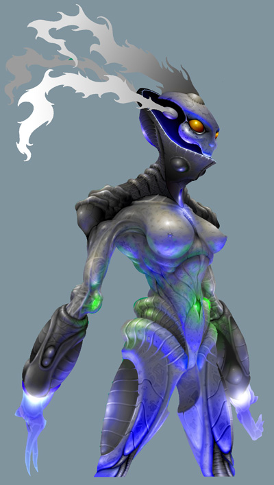 Wizard Concept - Abraxus