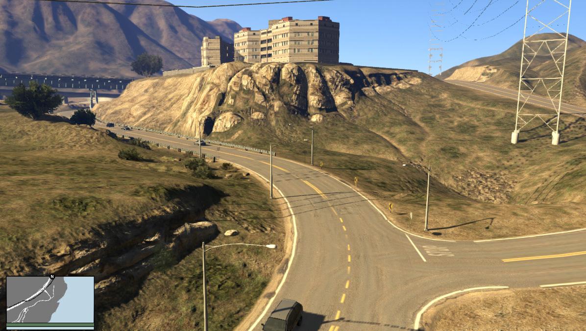 Rockstar - Grand Theft Auto 5 — Jonathan Gwyn