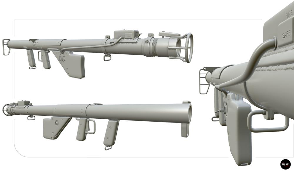 M1 Bazooka