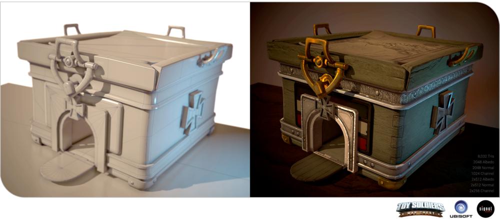Kaiser's Toybox