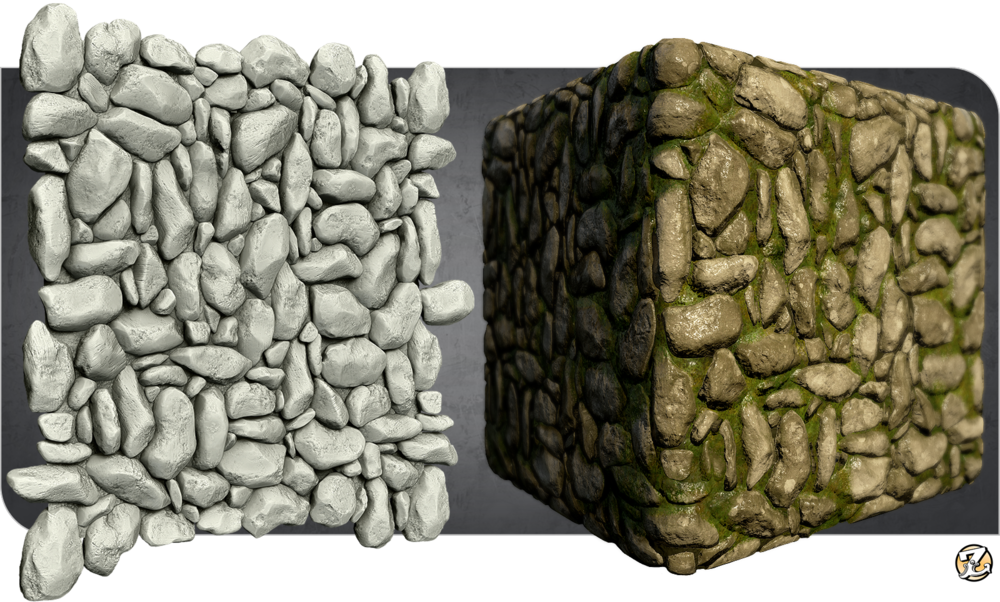Tileable Stone