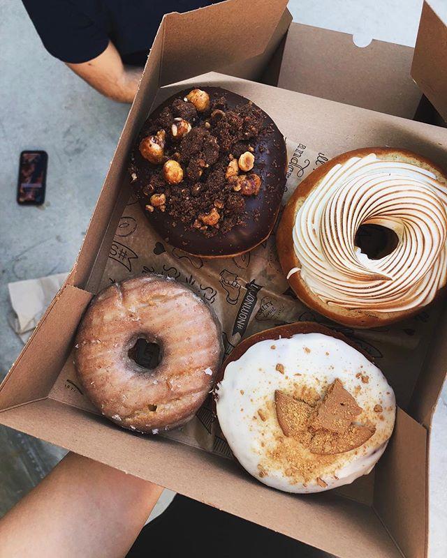 Damn good donuts 💯
