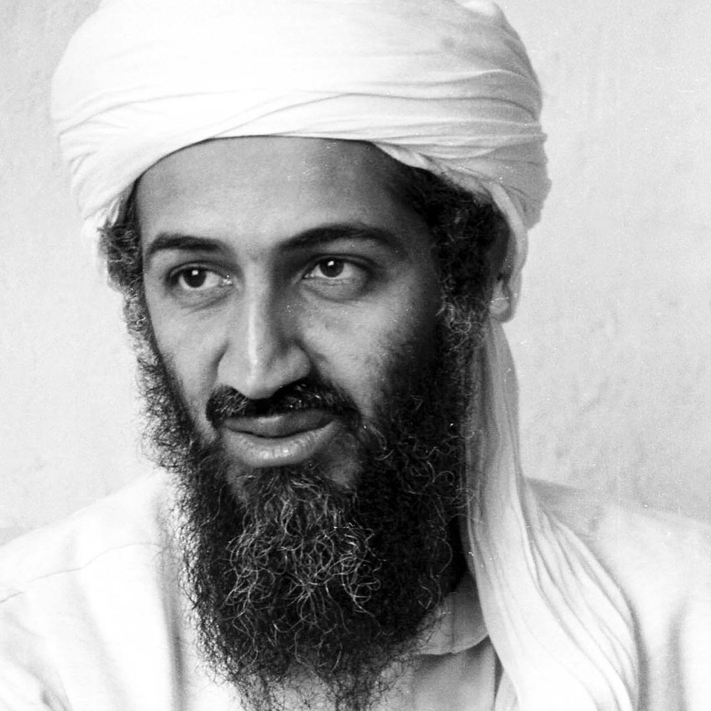 Osama bin Laden , founded Al Qaeda in 1988 and believed to be behind the 9/11 attacks. killed by U.S. Navy SEALs during the raid.