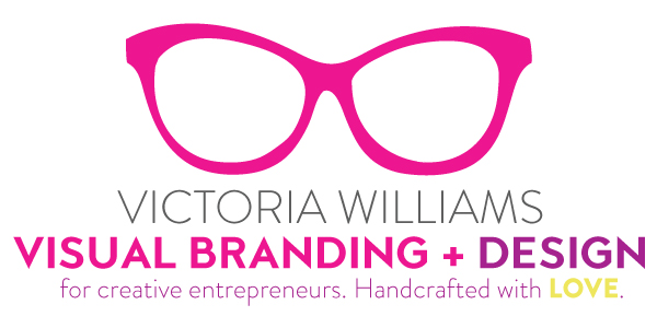 Victoria Williams Visual Branding and Design