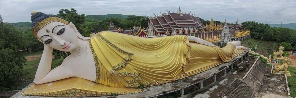 Phra That Temple Phrae Thailand