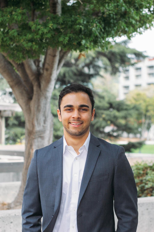 External Vice President: Daniyal Malik