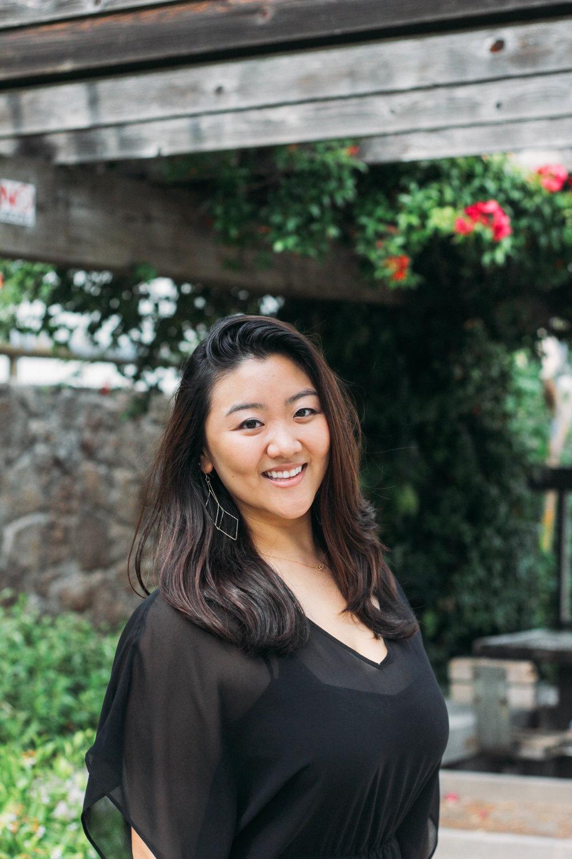 Internal Vice President: Jasmine Pak